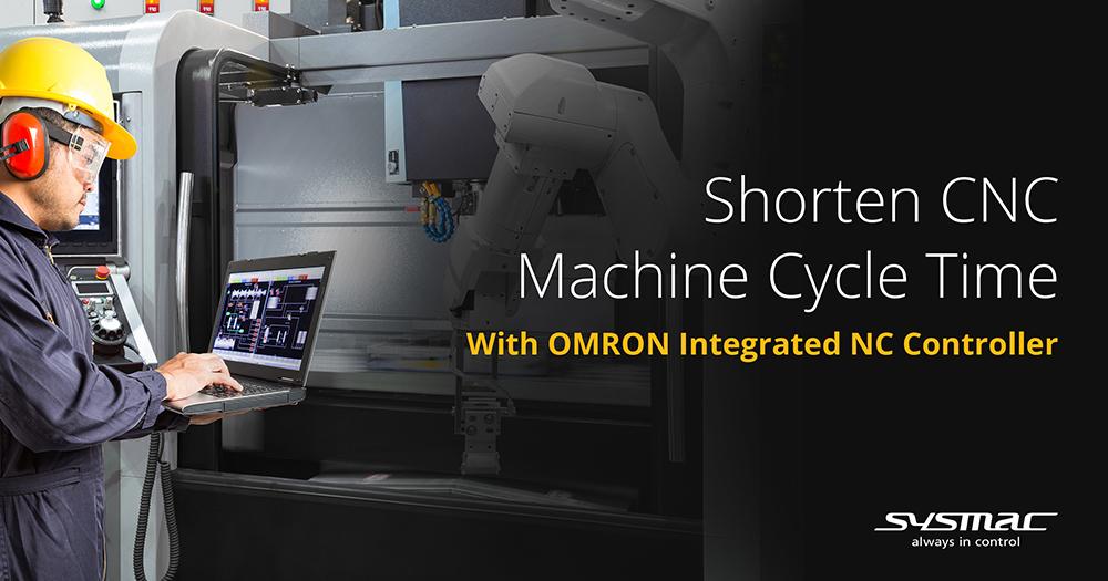 The Key to Shortern CNC Machine Cycle Time